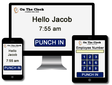 Employee Punch Clock Options