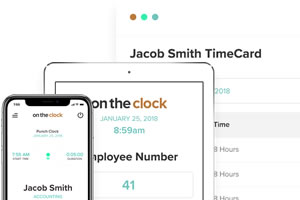 employee time clock online ontheclock